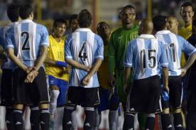 Apagón suspendió 'Superclásico de las Américas' entre Argentina y Brasil