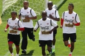 Fútbol Peruano: Selección cumplió su quinto día de prácticas - Video