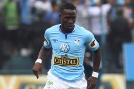 Sporting Cristal: Advíncula no sabe si jugará la Copa Libertadores 2013