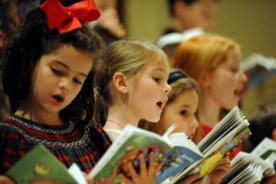 Navidad 2012: Escucha los mejores villancicos de los Toribianitos