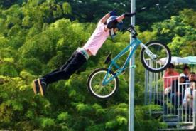 Deportes extremos: Conoce el origen del BMX