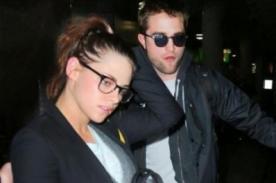 ¿Kristen Stewart y Robert Pattinson juntos y de la mano?