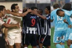 Fútbol Peruano: Programación de la fecha 21 del Descentralizado 2013