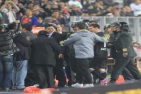 Fabio Capello sacó a familiares de Lionel Messi del banco de suplentes
