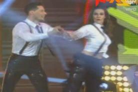 Emilia Drago calienta la pista de El Gran Show bailando 'Sexo' - Video