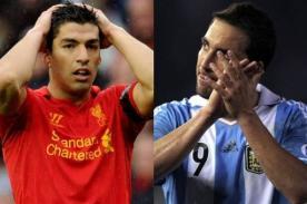 Real Madrid buscaría intercambiar a Gonzalo Higuaín por Luis Suárez