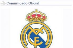 Real Madrid: Nos solidarizamos con Tito Vilanova - Barcelona