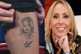 EVDLV: Cristian Zuárez mostró tatuaje con rostro de Laura Bozzo - Video