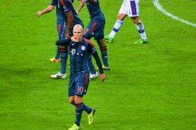Resultado del partido: Bayern Múnich vs CSK de Moscú (3-0) – Champions League