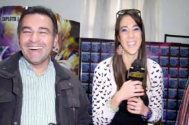 Dragon Ball Z: Chiara Pinasco entrevista a 'Gokú' y 'Vegeta' - Video
