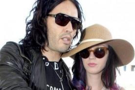 Katy Perry pensó en el suicidio tras divorciarse de Russell Brand
