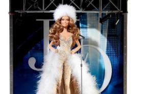 Jennifer Lopez tiene su propia Barbie