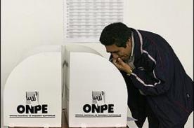 ONPE: Conoce tu lugar de votación - Elecciones Municipales noviembre 2013