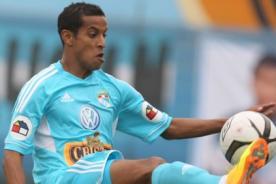 Descentralizado 2014: Junior Ross renovó por un año con Sporting Cristal