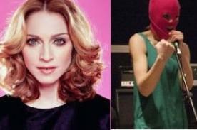 Madonna presentará a Pussy Riot en concierto
