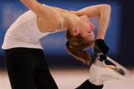 Sochi 2014: Julia Lipnitskaia apodada la 'Pretzel Humana' – VIDEO