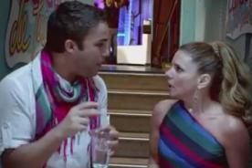 Renzo Schuller y Johanna San Miguel actuaran juntos en el film 'A los 40'