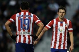 David Villa va por un nuevo record ante el Real Madrid