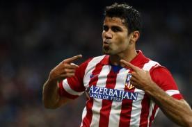 Diego Costa logró nuevo récord en la Champions League
