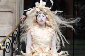 Mira los looks más extravagantes de Lady Gaga desde sus inicios - FOTOS