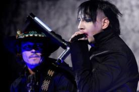 Johnny Depp planea dar conciertos con su antigua banda de rock The Kids