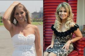 VIDEO: Viviana Rivas Plata muy nerviosa por encuentro con Gisela Valcárcel