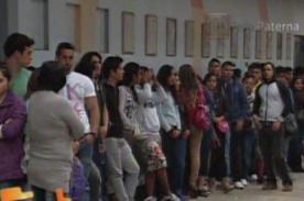 Casting Esto es Guerra: Más de 2000 asistieron a la convocatoria