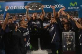 Copa Inca 2014: Revive celebración y vuelta olímpica de Alianza Lima campeón [Video]