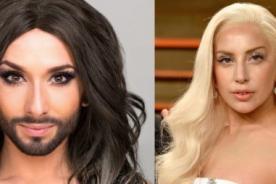 Conchita Wurst abrirá los conciertos de Lady Gaga en Europa