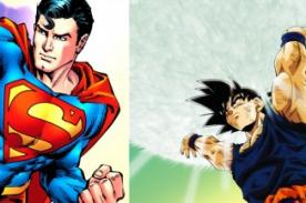 ¿Dragon Ball Z es una copia de Superman?