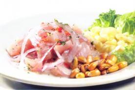 Este 28 de junio se celebra el Día del Ceviche, el plato bandera del Perú