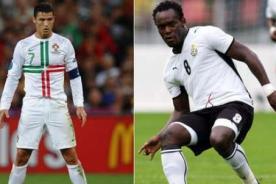 Portugal vs Gana en vivo por ATV - Mundial Brasil 2014
