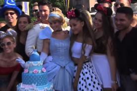¿Cómo celebró Ariana Grande su cumpleaños? [Video]