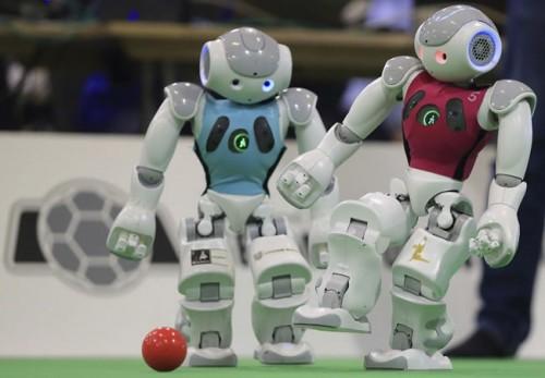 Australia gana el mundial de fútbol de robots de Brasil 2014