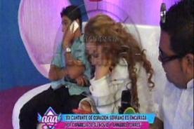 Lesly Águila llora ante críticas que la tildan de 'Candy' [VIDEO]