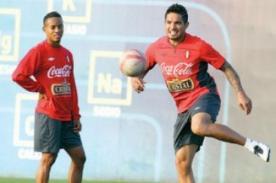 ¿Qué pasó entre Juan Manuel Vargas y André Carrillo?  [FOTO]