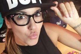 Tilsa Lozano le da 'jalón de orejas' a Nicola Porcella en Twitter