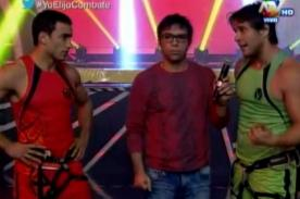 Combate: ¿Said Palao humilla a Miguel Arce en vivo? - VIDEO