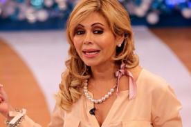 Gisela Valcárcel se convierte en víctima de crueles memes por extraño peinado [FOTOS]