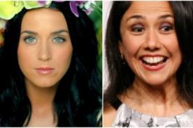 ¡Nadine Heredia imitó cantando a Katty Perry al lado de sus hijas!