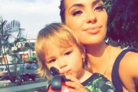 Natalie Vértiz enternece con videos de Liam - VIDEO