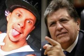 ¡Alan García y Mario Hart no dejan de elogiarse mutuamente! - FOTO