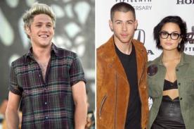 ¿Niall Horan es hincha de Demi Lovato y Nick Jonas?