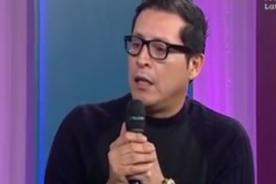 Carloncho arrepentido de agresión a bailarín de Rosángela - VIDEO