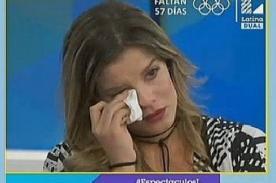 Jazmín Pinedo: ¿Espectáculos cambió a Alejandra Baigorria por esta rubia?