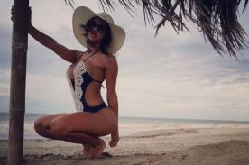 Xoana González muestra todos sus encantos con este selfie en Instagram - FOTO