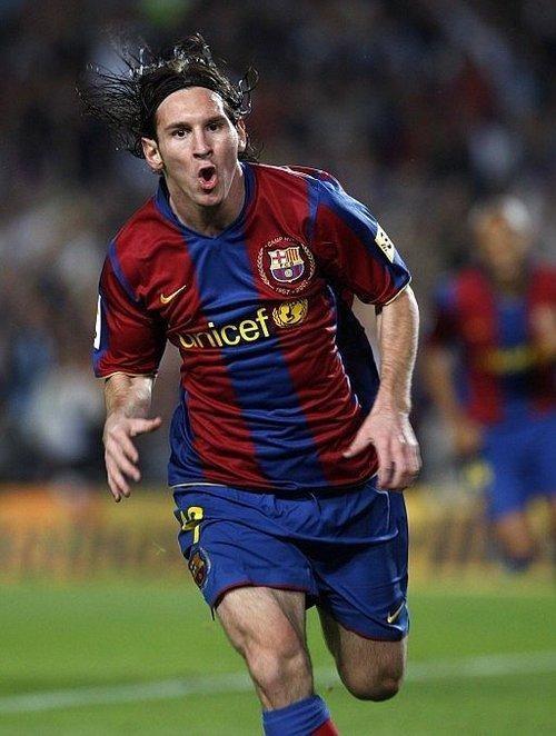 Barcelona le gana al Valencia con Hat-trick de Messi