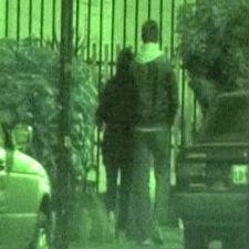 Segundo Cernadas y Karina Jordán captados nuevamente en salida nocturna