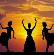 Doodle Navideño: Danzas hindúes