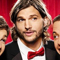 Ashton Kutcher podría renovar contrato y continuar en Two and a Half Men